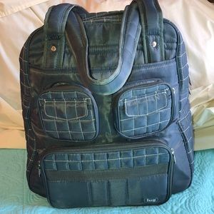 Lug Travel Anywhere Bag Very Good Condition
